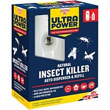 Zero In Natural Insect Killer Auto Dispenser & Refill Aerosol
