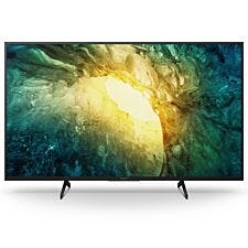 "Sony Bravia KD43X7052PBU 43"" Smart 4K Ultra HD HDR LED TV"