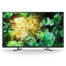 "Sony Bravia KD49XH8196BU 49"" Smart 4K Ultra HD HDR LED TV with Google Assistant"