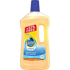 Pledge Soapy Cleaner for Wood 500ml