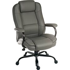 Teknik Goliath Duo Heavy-Duty Executive Chair - Grey