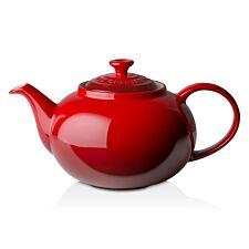 Le Creuset Stoneware Classic Teapot 1.3L Cerise