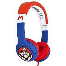 OTL Super Mario Blue Kids Headphones