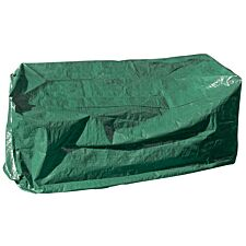 Draper Garden Bench/Seat Cover  (1900 x 650 x 960mm) - Green