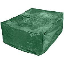 Draper Large Patio Set Cover (2780 x 2040 x 1060mm) - Green