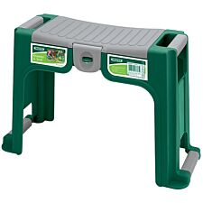 Draper Kneeler and Seat - Green & Grey
