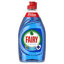 Fairy Washing Up Liquid Antibacterial - Eucalyptus