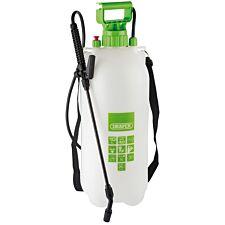 Draper Pressure Sprayer (10L) - White & Green