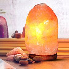 Small Himalayan Crystal Salt Lamp