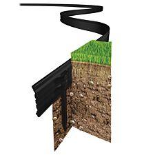 Swift Edge Gardening Edging - Black