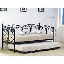 Iris Day Bed - Black