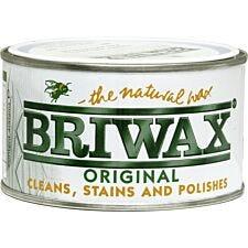 Briwax Clear Wood Treatment - 400g