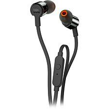JBL T210 In-Ear Headphones - Black