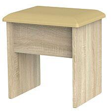 Kirkhill Dressing Table Stool - White Oak