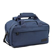 Members by Rock Luggage Essential Under-Seat Hand Luggage Bag – Navy