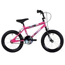 Ndcent Flier BMX Girls Bike - Pink