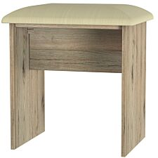Wilcox Dressing Table Stool - Ash
