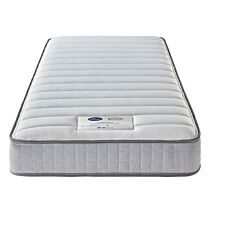 Silentnight Healthy Growth Imagine Miracoil Mattress - White