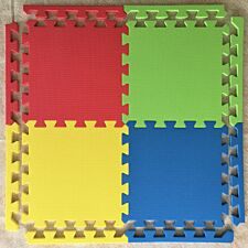 Warm Floor Playhouse Tiling Kit -  Assorted colours