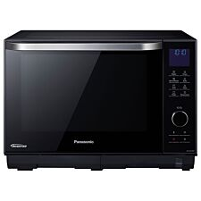 Panasonic 27L 4-in-1 Combi Inverter Microwave with Grill - Black