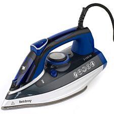 Beldray MAX 400ml Easy Fill Steam Iron - Blue