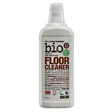 Bio-D Floor Cleaner with Linseed Soap - 750ml