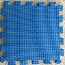 Warm Floor Playhouse Tiling Kit - Blue