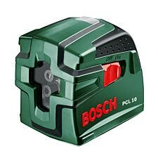 Bosch PCL 10 Cross Line Laser Tripod Set