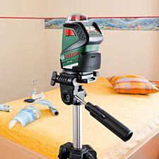 Bosch PLL 360 Cross Line Laser Tripod Set
