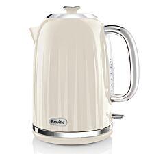 Breville VKJ956 Impressions 1.7L Cordless Fast Boil 3000W Jug Kettle – Cream