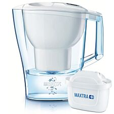BRITA Aluna Water Filter Jug - 2.4L White