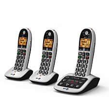 BT 4600 Cordless Telephone with Answering Machine - Trio