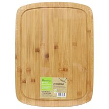 Robert Dyas Bamboo Chopping Board - Large