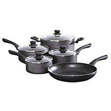 Pro-Chef 5 Piece Aluminium Pan Set