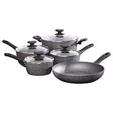 Pro-Chef 5 Piece Forged Aluminium Pan Set
