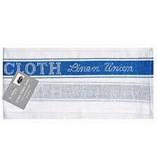 Le Chateau Linen Union Glass Cloth - Blue