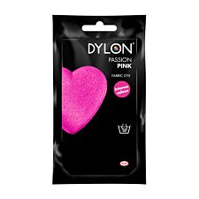Dylon Hand Wash Fabric Dye – Passion Pink