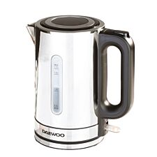 Daewoo 3000W 1.7L Kettle - Stainless Steel