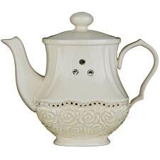 Premier Housewares Georgia Diamante Teapot