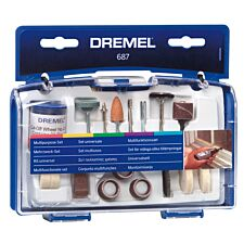 Dremel 50-Piece Multi-Purpose Accessory Set