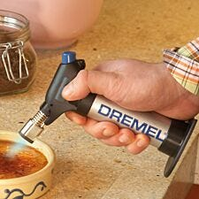 Dremel VersaFlame Butane Torch with 9-Piece Accessory Kit