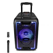 iDance Megabox 1000 Portable Bluetooth Sound & Light Party System