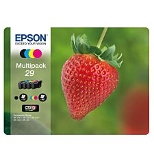 Epson 29 Strawberry Multipack Ink Cartridges