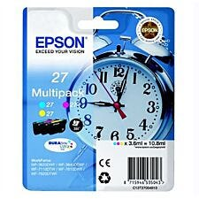 Epson Alarm Clock Ink T2705 – 3 Colour Pack