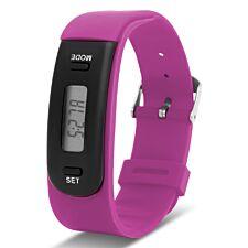 Aquarius AQ111 Kids Fitness Tracker - Purple