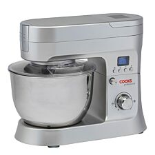 Cooks Professional G1187 1200W Stand Mixer – Silver