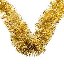 Robert Dyas Tinsel - Gold