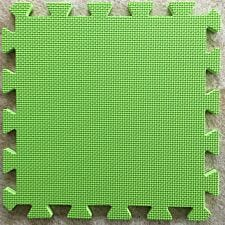 Warm Floor Playhouse Tiling Kit - Green