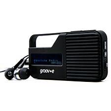 Groove Rio DAB Radio - Black