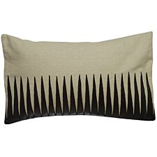 Premier Housewares Hampstead Leather Effect Cushion